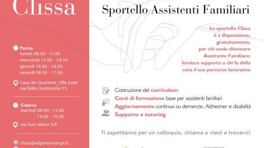 Sportello-Clissa